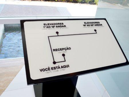 Acessibilidade no Brasil Toten você está aqui