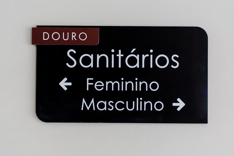Identificação de sanitários