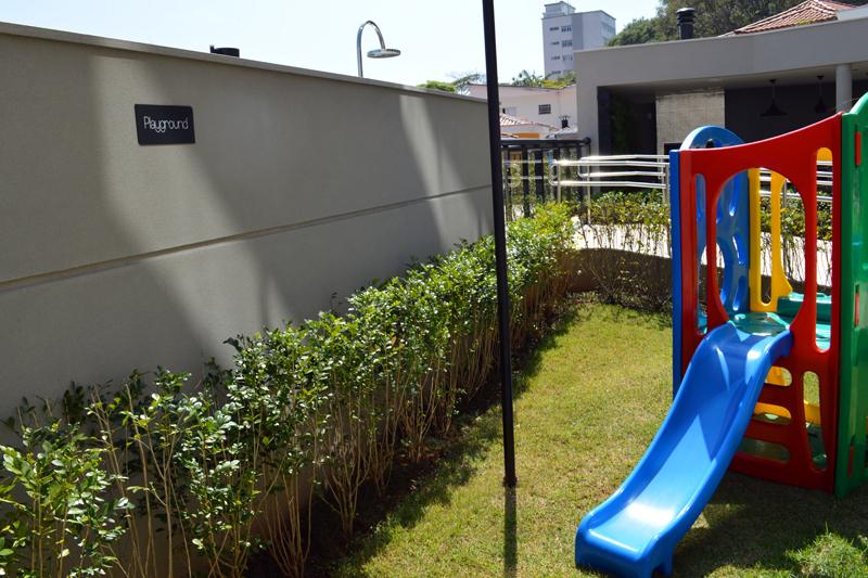 Identificação de ambiente (playground)