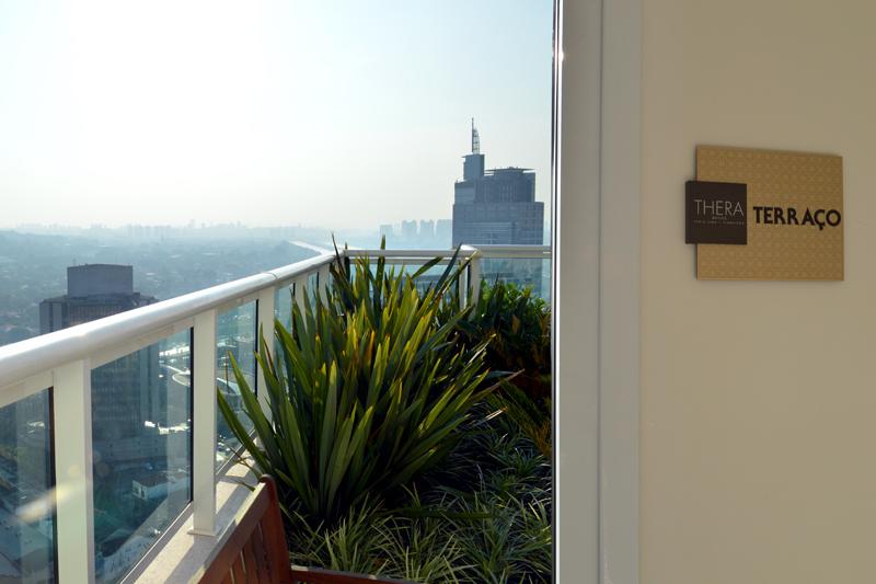 Identificação de ambiente com braille (terraço)
