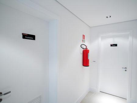 projeto de sinalização contra incêndio
